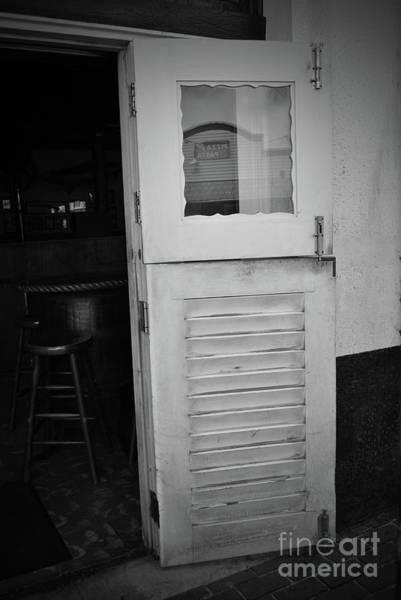 Photograph - Sloppy Door by Jost Houk