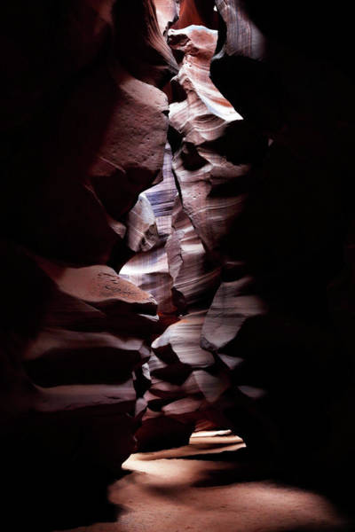 Photograph - Slot Canyon by Nicholas Blackwell