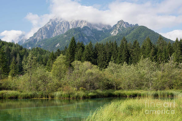 Wall Art - Photograph - Slovenian Alps by Juli Scalzi