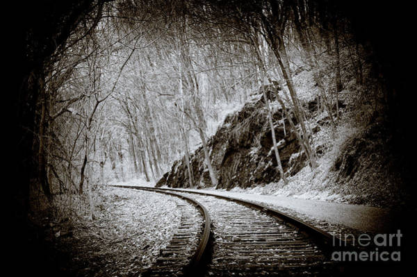 Wall Art - Photograph - Slow Curve Ahead by Paul W Faust - Impressions of Light