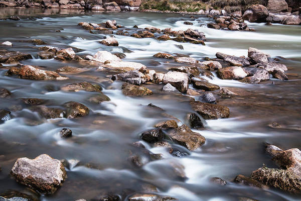 Photograph - Slow Flow by Mike Stephens