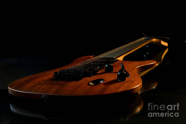 Wall Art - Photograph - Slow-hand-guitar by Franziskus Pfleghart