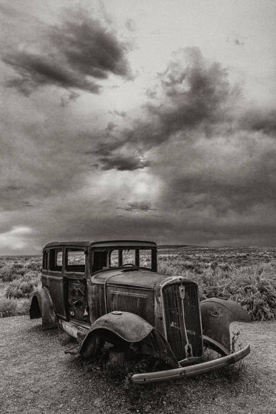 Roadside Attraction Wall Art - Photograph - Slower Times by Joseph Smith