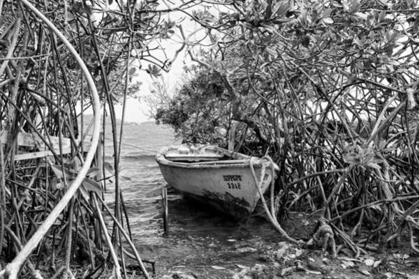 Photograph - Small Boat St. Joris Bay by For Ninety One Days