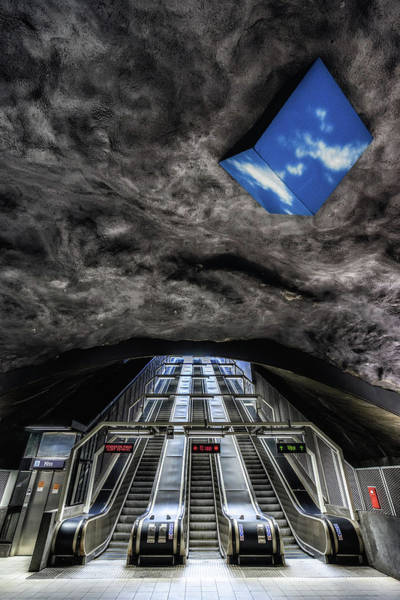 Photograph - Small Sky Overhead by James Billings