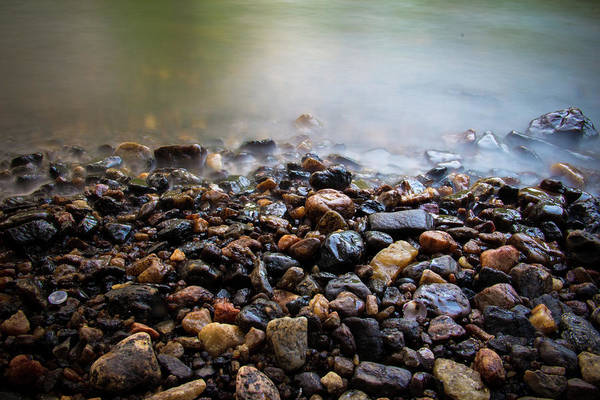 Photograph - Small Stones by Kenny Thomas