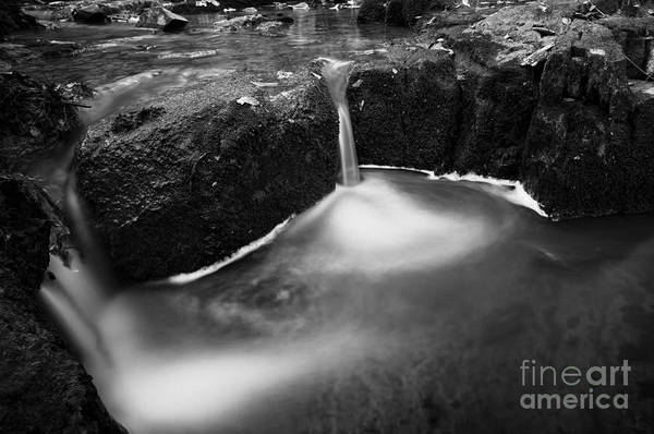 Photograph - Small Stream 1 by Patrick M Lynch