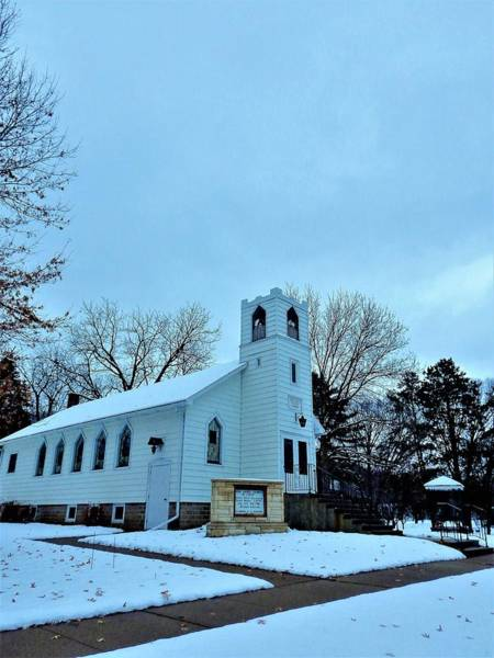 Photograph - Small Town Church by Wild Thing