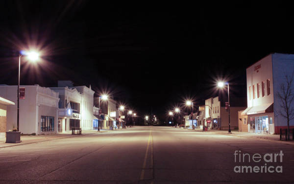 Photograph - Small Town Life by Viviana Nadowski