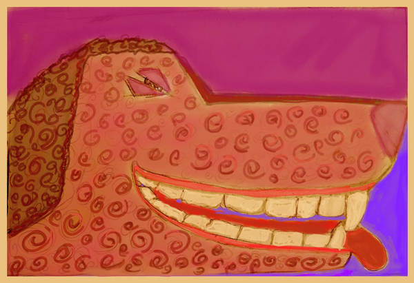 Digital Art - Smile by Teresa Epps