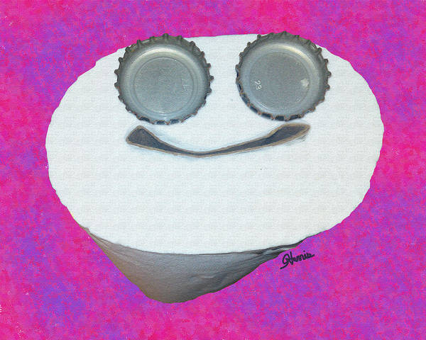 Wall Art - Photograph - Smiling Tp by Pharris Art