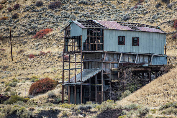 Wall Art - Photograph - Smith Mine by Paul Freidlund