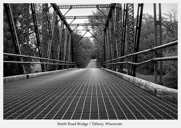 Smith Road Bridge  Art Print
