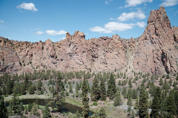 Photograph - Smith Rock State Park Grandeur by Margaret Pitcher