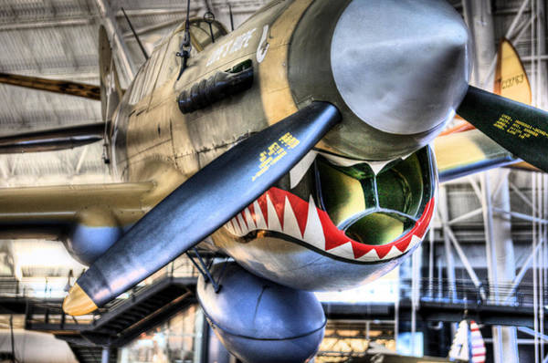 Smithsonian Photograph - Smithsonian Air And Space by JC Findley