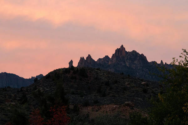 Smithsonian Photograph - Eagle Crags, Springdale by Stephanie McDowell