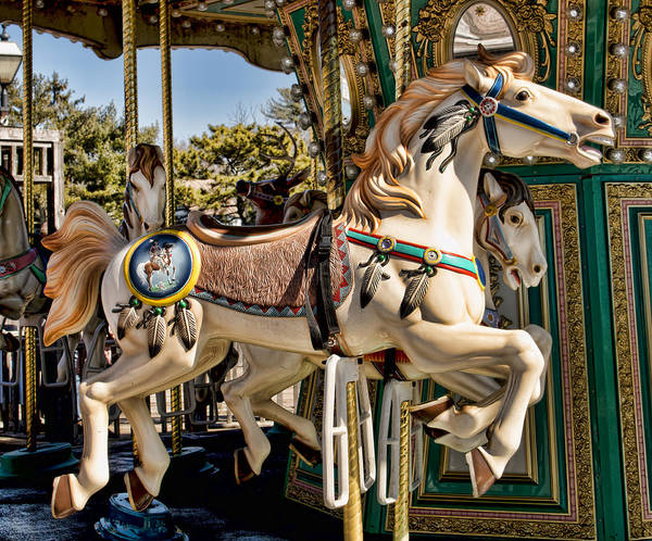 Photograph - Smithville Charger by Kristia Adams