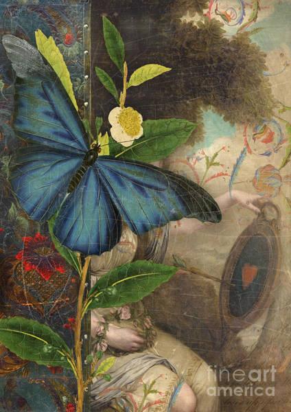 Wall Art - Digital Art - Smitten by MGL Meiklejohn Graphics Licensing