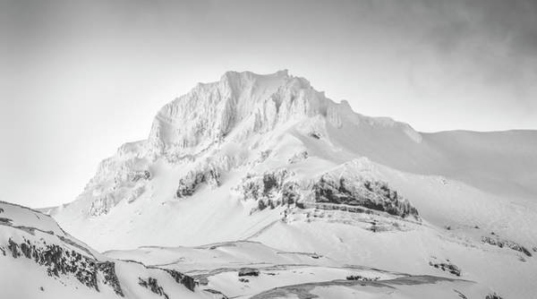 Wall Art - Photograph - Smjorhnukur Cloaked In White by Glen Sumner