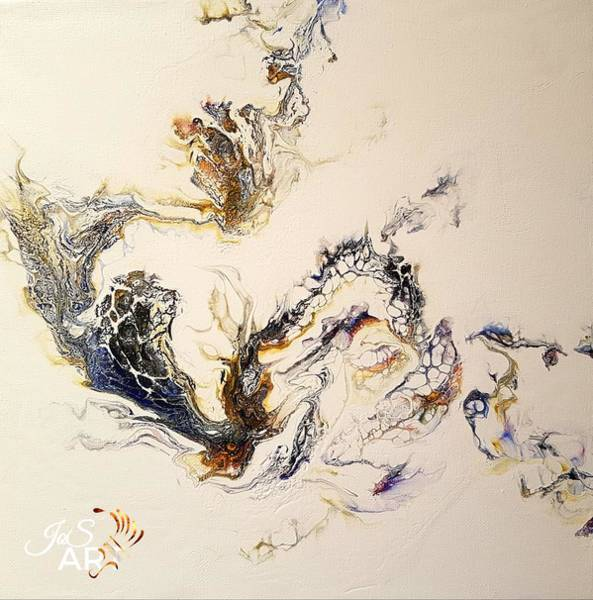 Painting - Smoke by Joanne Smoley