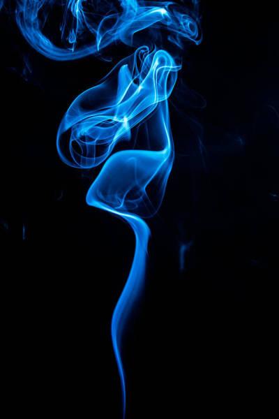 Photograph - Smoke by SR Green