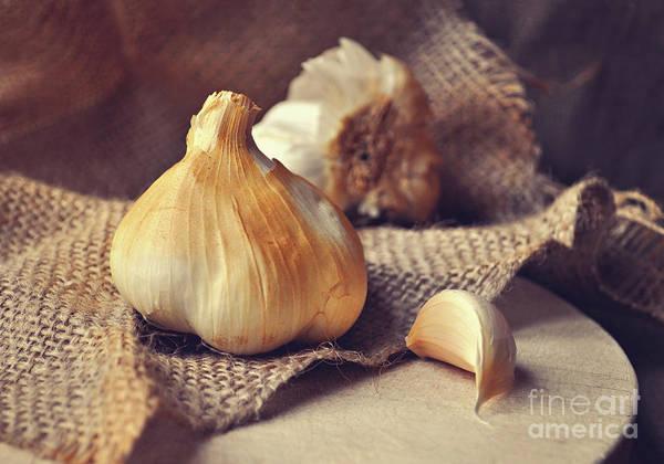 Wall Art - Photograph - Smoked Garlic by Lyn Randle