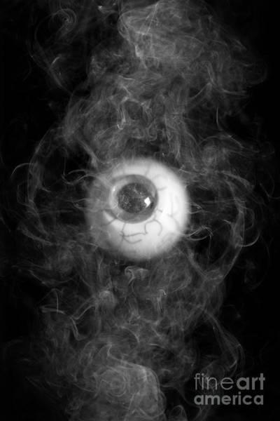 Photograph - Smokey Eye by Edward Fielding