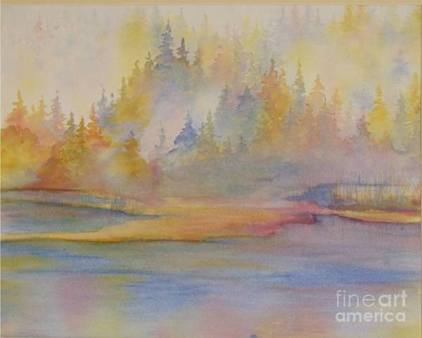 Wall Art - Painting - Smokey Mountain Memories 2 by Lisa Bell