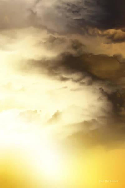 Painting - Smokey Sky by John WR Emmett