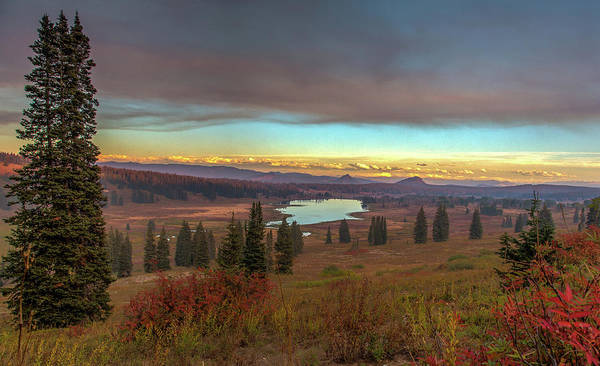 Photograph - Smokey Summer by Kevin Dietrich
