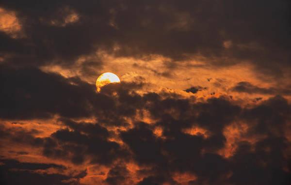 Photograph - Smoky Country Sunset - 2 by Jonathan Hansen