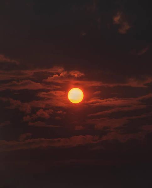 Photograph - Smoky Country Sunset - 3 by Jonathan Hansen