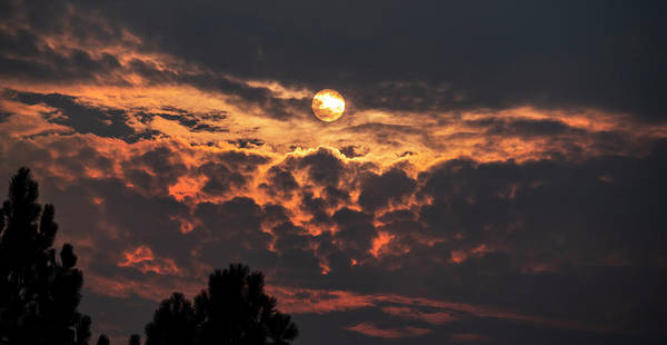 Photograph - Smoky Country Sunset by Jonathan Hansen
