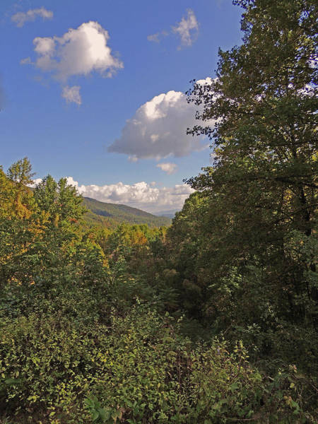 Wall Art - Photograph - Smoky Mountain Scenery 15 by Marian Bell