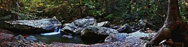 Wall Art - Photograph - Smoky Mountain Stream by David A Brown