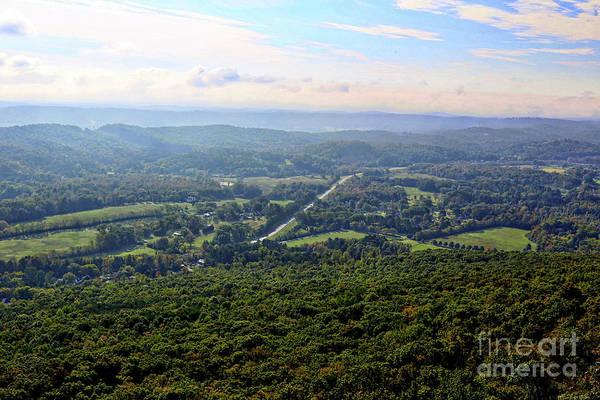 Photograph - Smoky Mountain Viewpoint by Carol Groenen