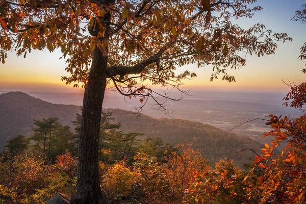 Ocoee Wall Art - Photograph - Smoky Overlook by Debra and Dave Vanderlaan