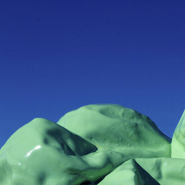 Photograph - Smooth Green Mountians by Stephen Dorsett