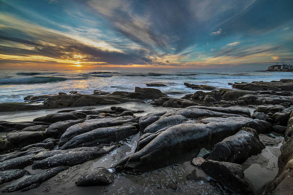 Photograph - Smooth Rocks by Peter Tellone