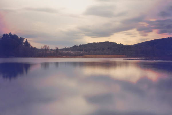 Photograph - Smooth Water Retreat Meadows by Tom Singleton