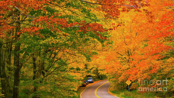 Photograph - Smugglers' Notch by Scenic Vermont Photography