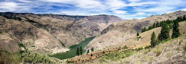 Wall Art - Photograph - Snake River And Hells Canyon by Adele Buttolph