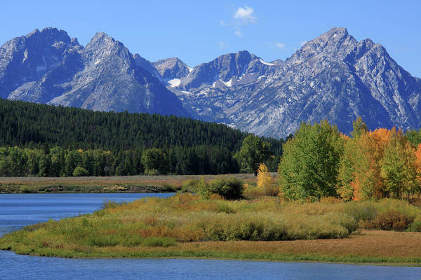 Photograph - Snake River, Grand Tetons National Park by Aidan Moran