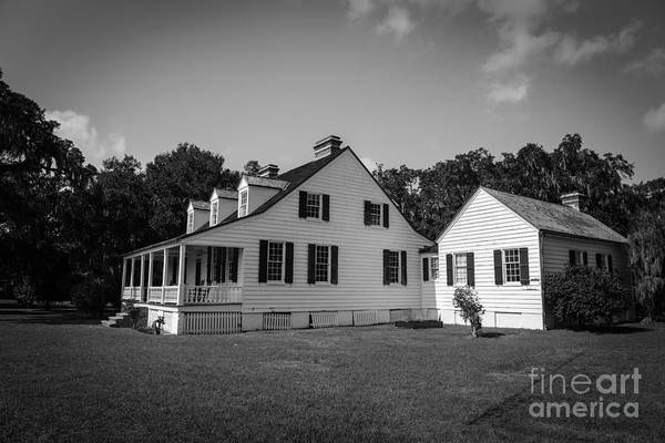 Photograph - Snee Farm And Charles Pinckney by Dale Powell