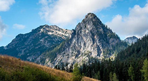 Photograph - Snoqualmie Mountain by Susie Weaver