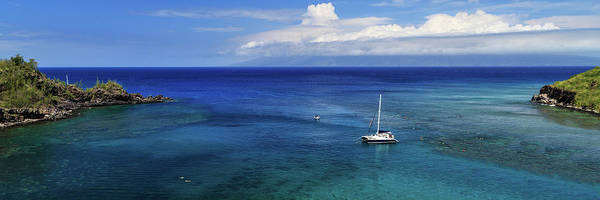 Photograph - Snorkeling In Maui by James Eddy