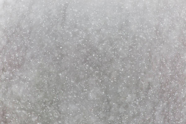 Photograph - Snow Abstract II by Robert Clifford