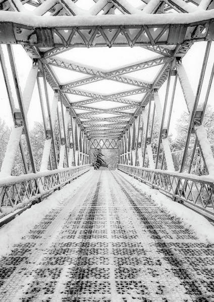 Photograph - Snow Angles by Kendall McKernon