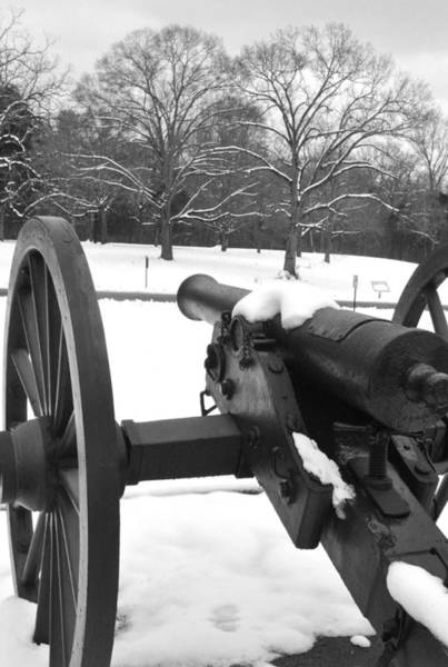 Photograph - Snow Canon by George Taylor