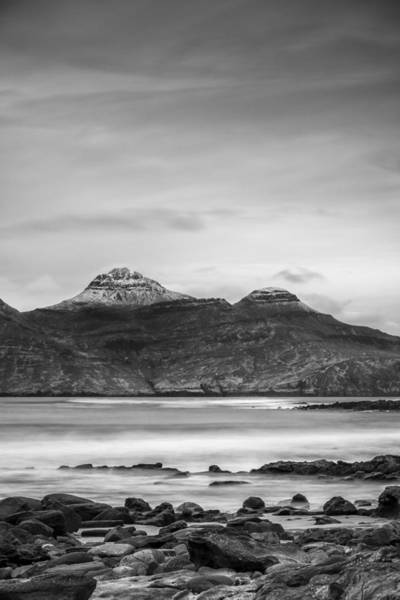 Photograph - Snow Capped Rum by Neil Alexander